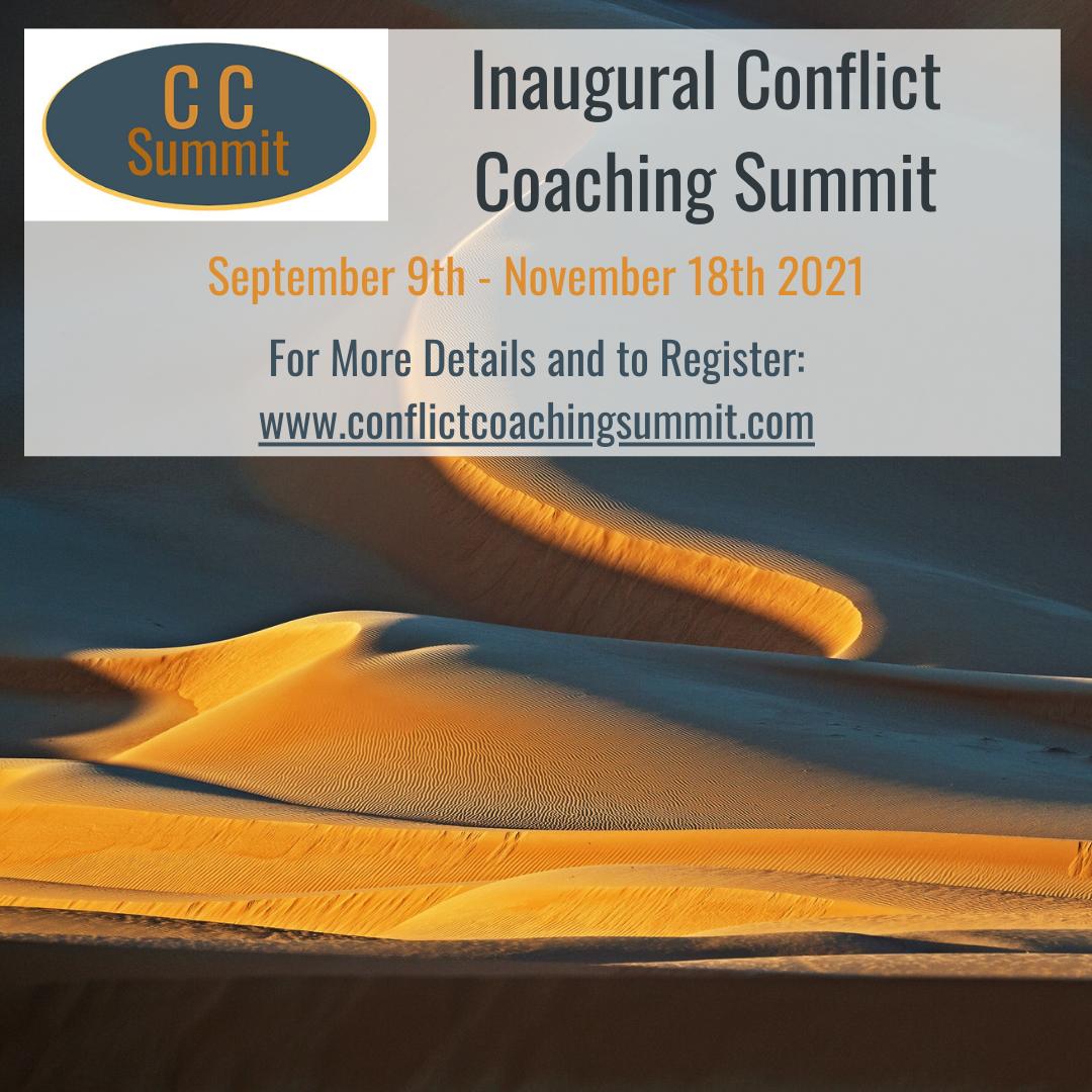 Conflict Coaching Summi